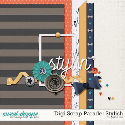 Digi Scrap Parade: Stylish