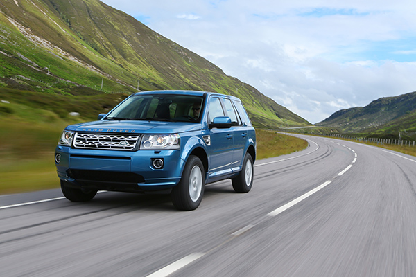 automovel Land Rover Freelander 2 2013