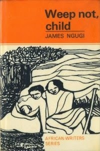 a look into hope and opposition in weep not child by ngugi Casablanca's lounge it all starts here.