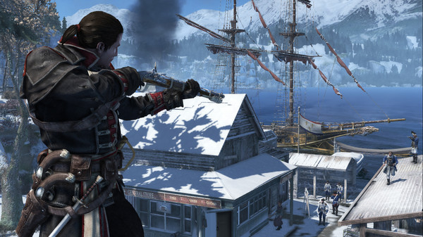 Assassin's Creed Rogue PC Full Español