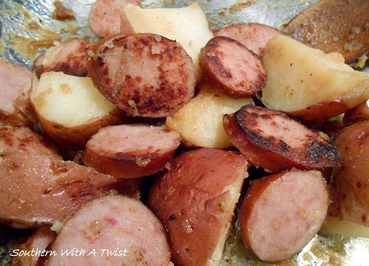 Potatoes & Sausage Dinner