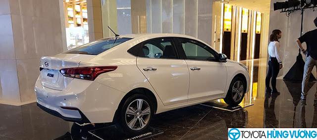 Hyundai Accent 2018: sedan hạng B có giá dưới 500 triệu anh 8