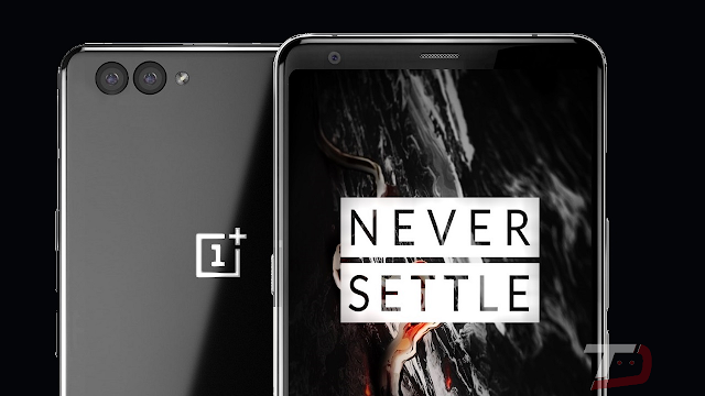 OnePlus 5 Concept Render with FullVision Display and Dual Camera
