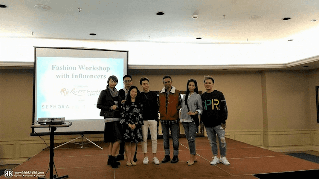 Esprit, Fashion and Styling Workshop With Influencers, Resorts World Genting, Sky Avenue,