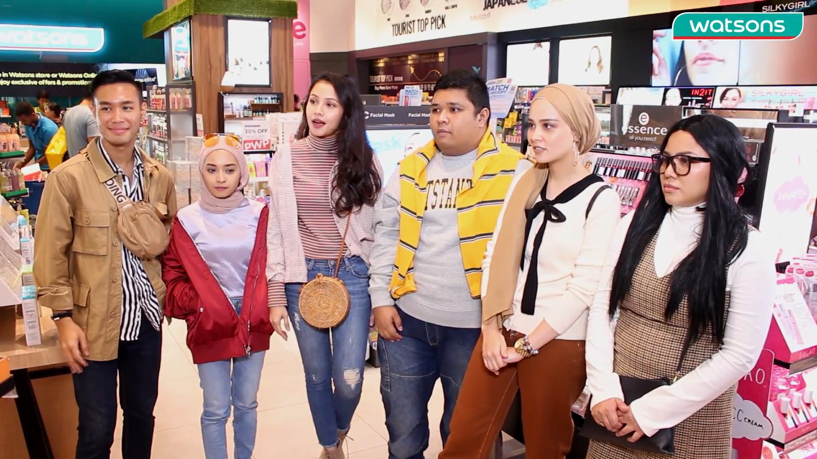 Pengalaman Menyertai Watsons Malaysia's Top Influencer 2018