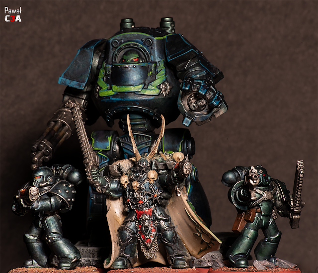 What's On Your Table: Chaos Space Marines
