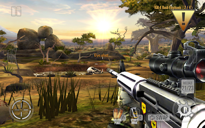 DEER HUNTER 2016 v3.0.2 APK Mod [Energy] Terbaru