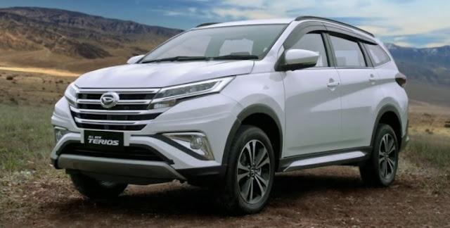 All New Daihatsu Terios Terbaru