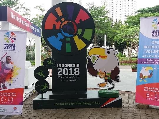 Indonesia Jadi Tuan Rumah Asian Para Games 2018