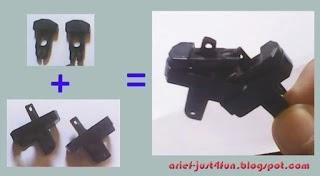 membuat motor mainan dari korek api gas