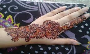 Attractive & Beautiful Hd Desgin Of Mehandi 11