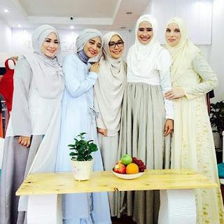 Pentingnya ciri khas produk untuk branding Gamis Gadiza lisubisnis.com bisnis muslim