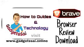 Brave browser app for Laptop/PC on Windows 8/10/8.1/7/XP/Vista & Mac Laptop