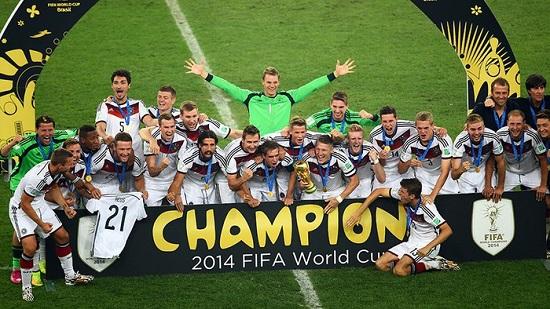 Ở 2 lần đăng cai, Brazil đều lỡ mất chức vô địch