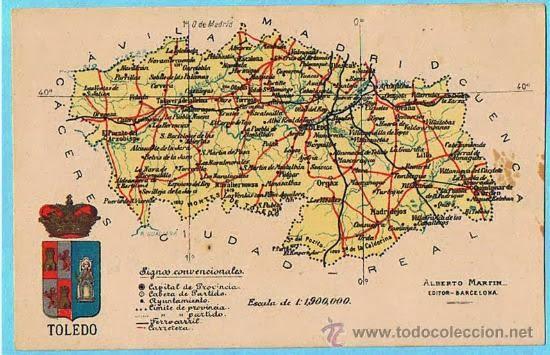 Guias Turisticas Rutas Monumentos Y Pueblos De Toledo Con