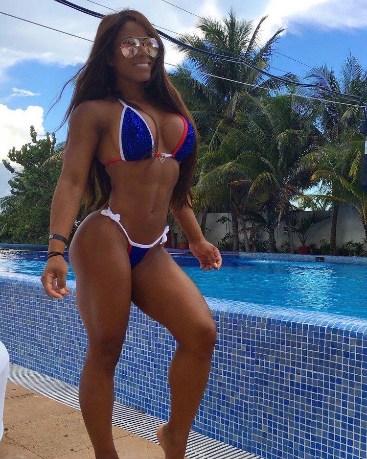 Yarishna Bikini Fitness Model