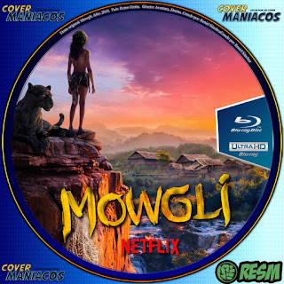 GALLETA- [COVER NETFLIX] MOWGLI - 2018