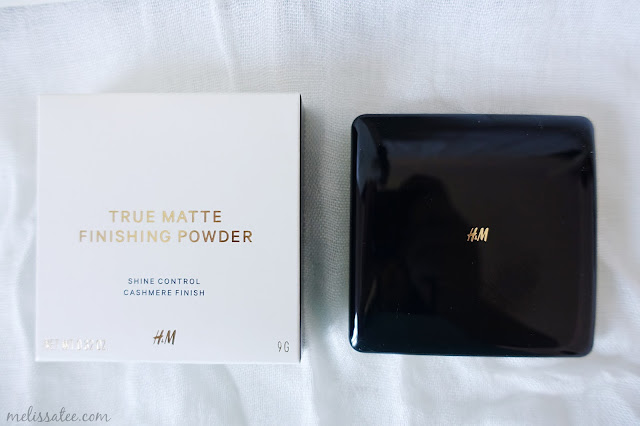 hm beauty, hm beauty department, hm beauty department review, hm beauty true matte finishing powder, hm beauty true matte finishing powder review