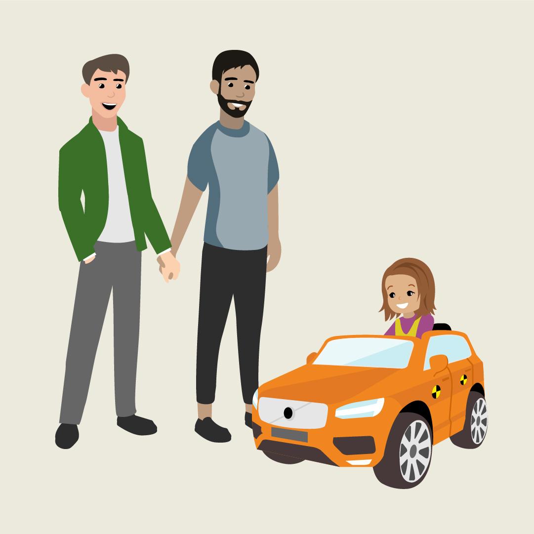 Volvo ouderschapsverlof