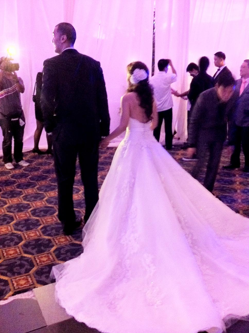 Rica\'s Diary: Ah, wedding.