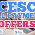 CESC Bill Payment Offer-Coupons,Promo Codes,Get Instant Cashback