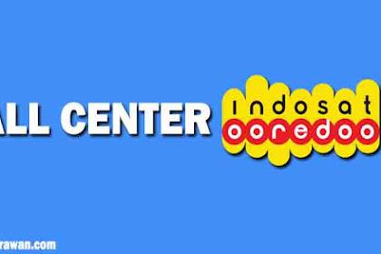 Nomor Call Center - Indosat Ooredoo Bebas Pulsa