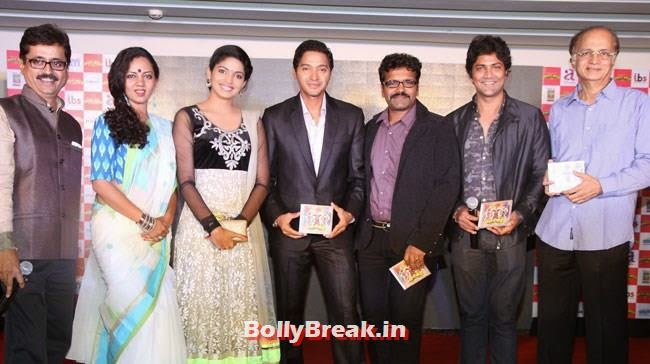 Poshter Boyz Music Launch, Marathi Actress Pics from Poshter Boyz 2014 Marathi Movie Music Launch