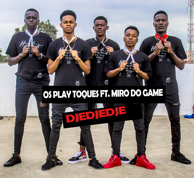 Os Play Toques ft. Miro Do Game - Djedjedje (Afro House)
