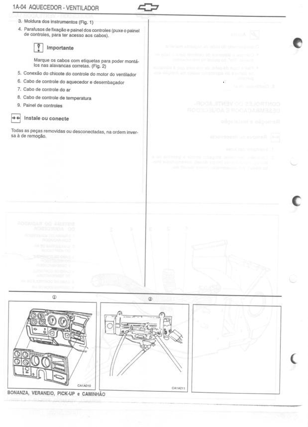 MANUAIS DO PROPRIETÁRIO GRÁTIS: MANUAL DE REPARAÇÕES GM