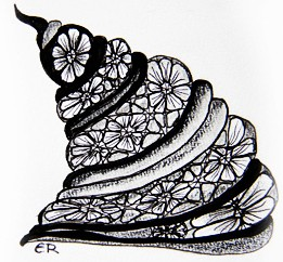 Escara's Zentangle
