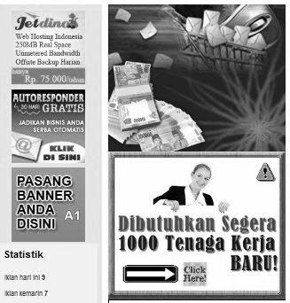 Iklan Kolom Dan Iklan Baris Definisi Dan Contohnya Pelajaran Bahasa Indonesia Di Jari Kamu
