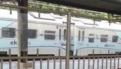 Kereta Api Jakarta Kebumen