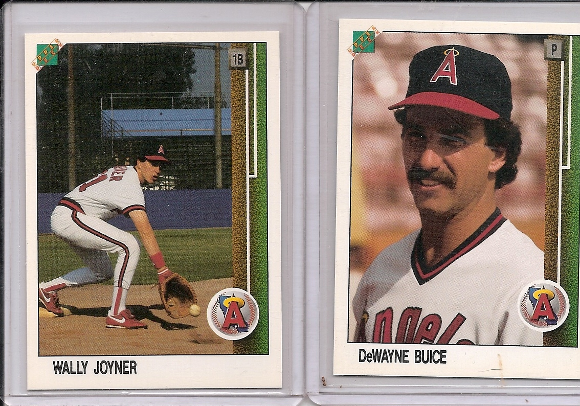 This Card Is Cool My Life In Baseball Cards 1988 Upper Deck