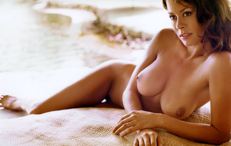 Apologise, but, Brooke burke nude scenes something is