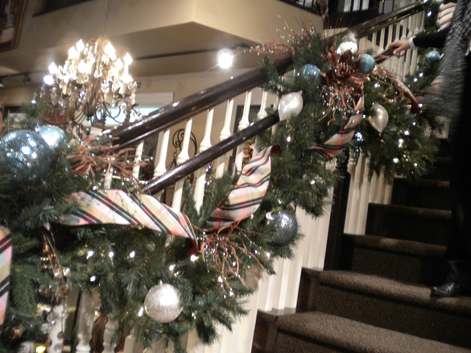 Tied Up In Ribbon Creative Interiors And Design Christmas