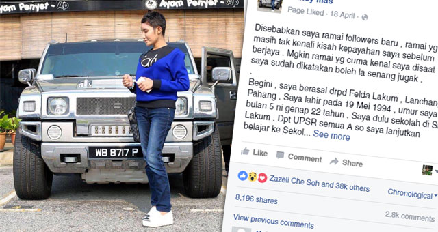 Safiey Ilias 2013-2015 Berjaya Kumpul RM5 juta
