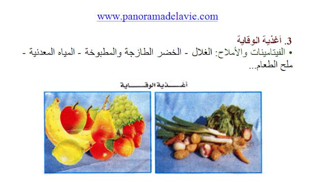 أغذية الوقاية