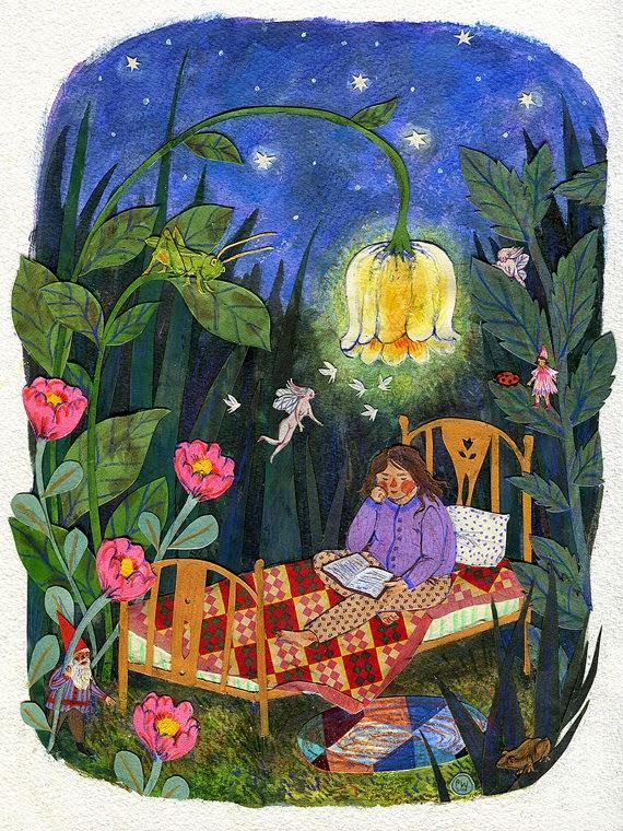 Ilustración | Phoebe Wahl