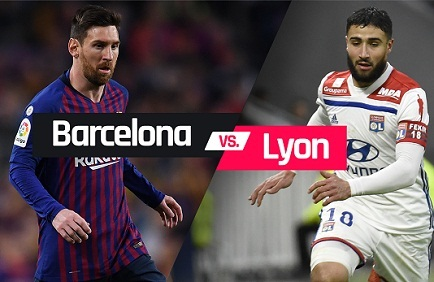 Barcelona vs Lyon Preview: Champions League 2nd leg, Squads list, watch online on TV channel, live stream.