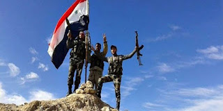 Syrian government forces will march to Raqqa soon