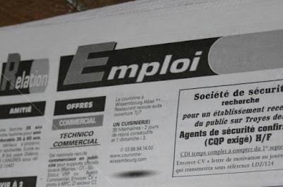 نماذج طلب عمل بالفرنسية - كيفية كتابة طلب عمل او وظيفة بالفرنسية