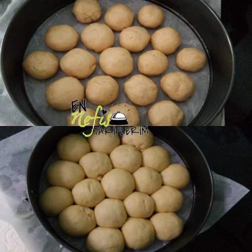 Çiçek Ekmek Tarifi Nasıl Yapılır