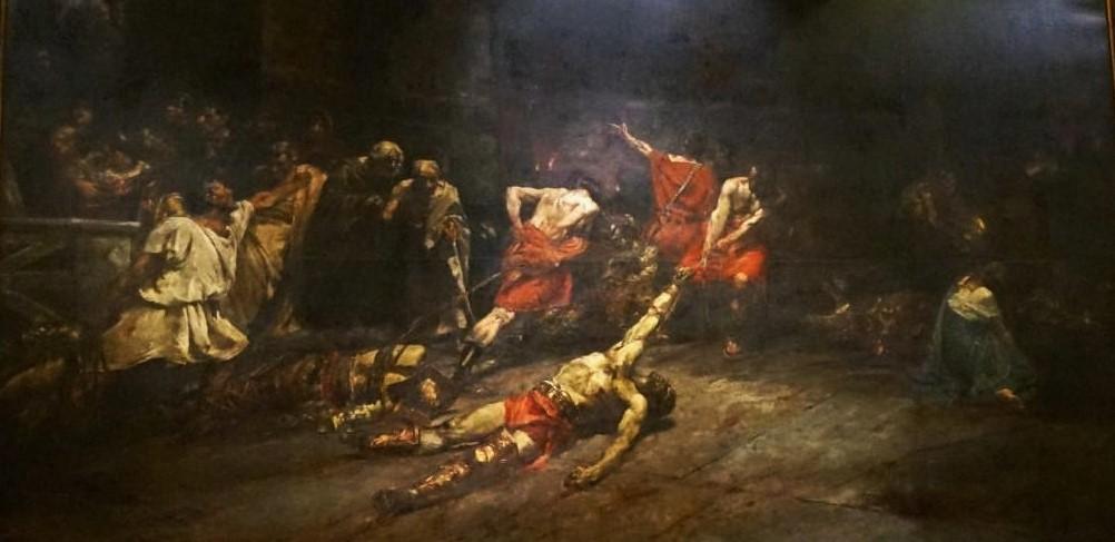 Under The Faint Light: Something about Juan Luna's ...