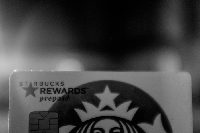 Saving on Groceries with Starbucks Rewards™ Visa® Prepaid Card - design addict mom