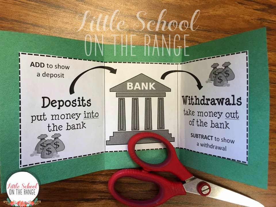 Little School On The Range Teaching Personal Financial Literacy To Elementary Students