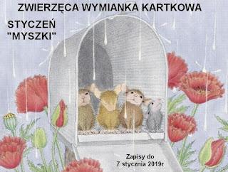 Styczeń - Myszki