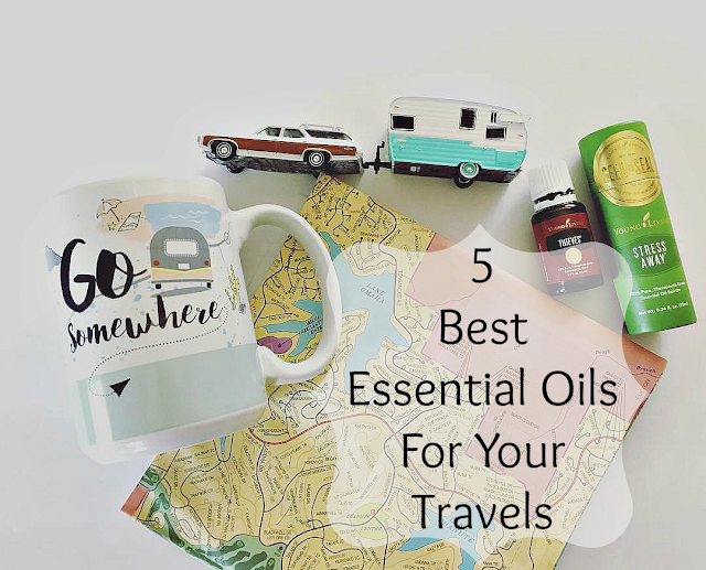 5 best essential oils for your travels