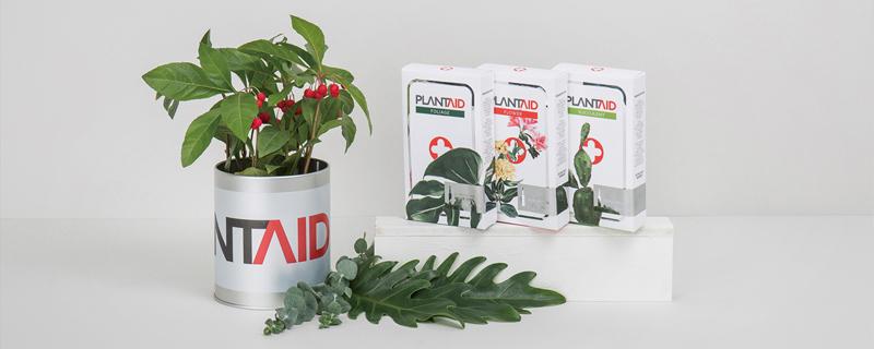 Primeros Auxilios para plantas
