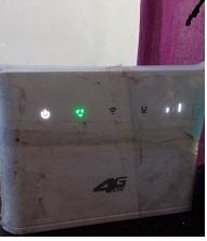 فك تشفير مودم اتصالات الجزائر B310s-927