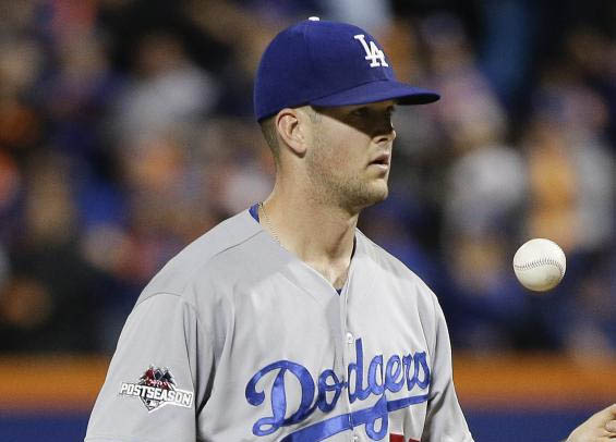 Dodgers' starter Alex Wood is set to face the Phillies on Wednesday